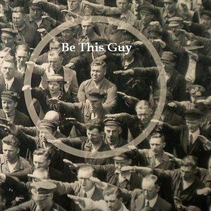 be-this-guy