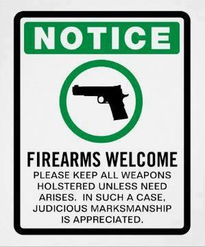 firearms-welcome