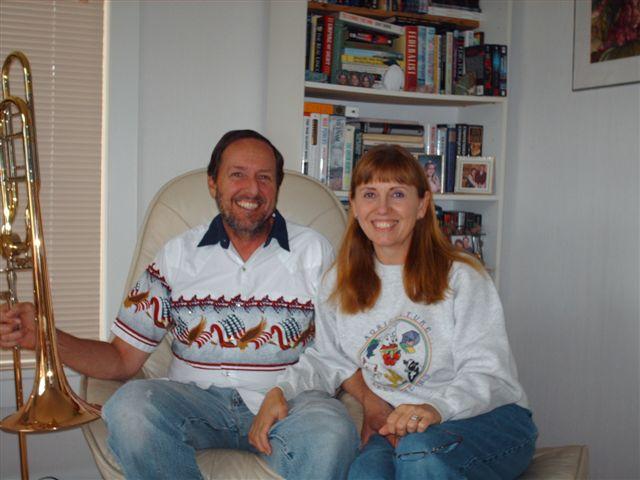 Ted & Missy Sep07