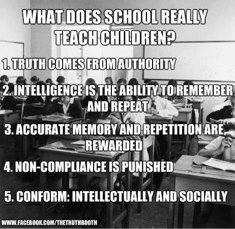 what-does-school-teach