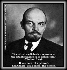control medicine control the people
