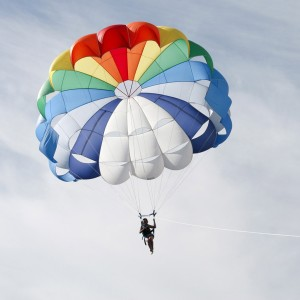 Parachute movement