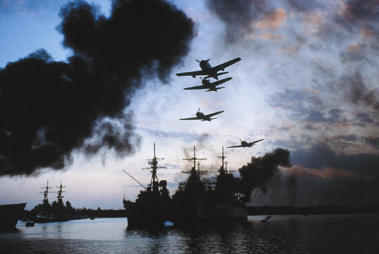 attack on pearl harbor usa in